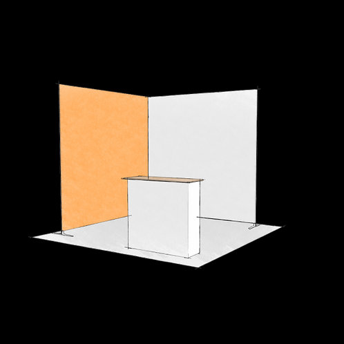 Stand modulaire  4 m2