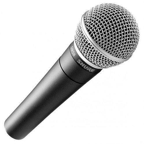 Microphone filaire dynamique