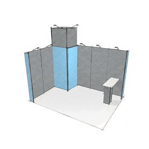 Stand modulaire 12 m2