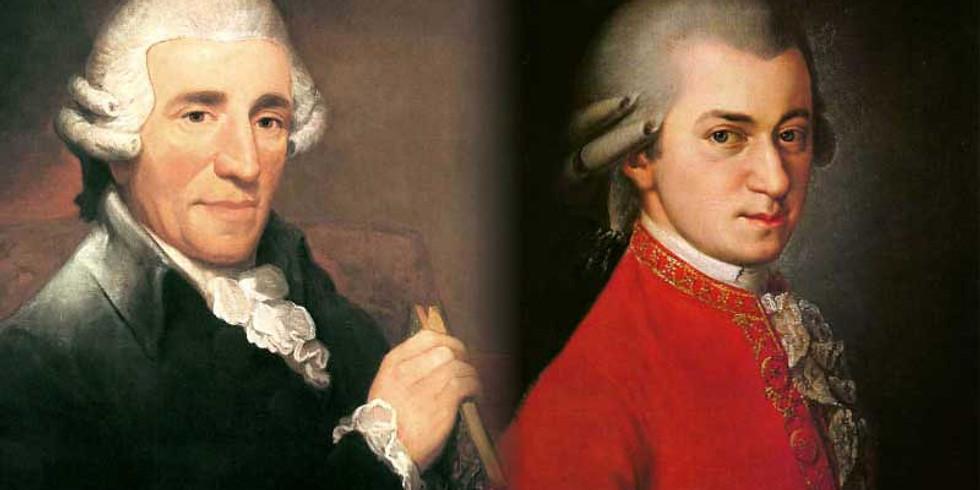 Vive le printemps! - Haydn & Mozart