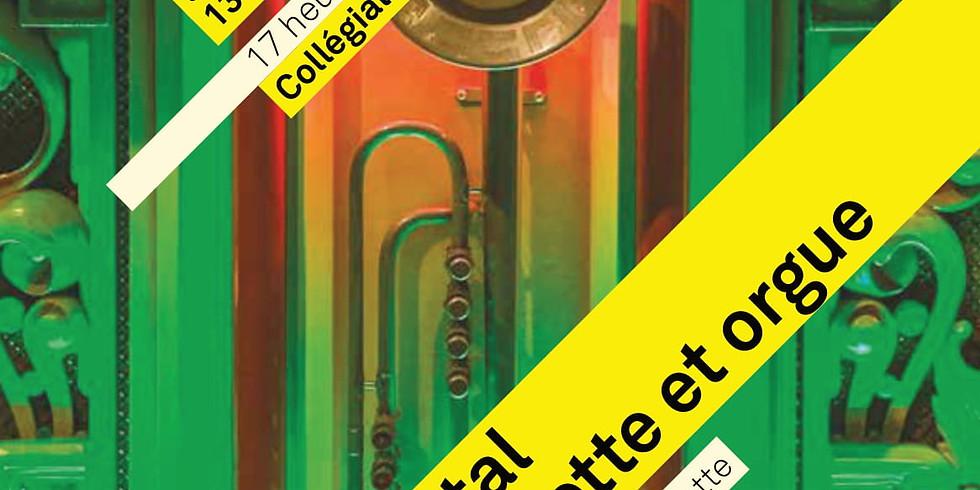 ANNULÉ - Récital Trompette et orgue