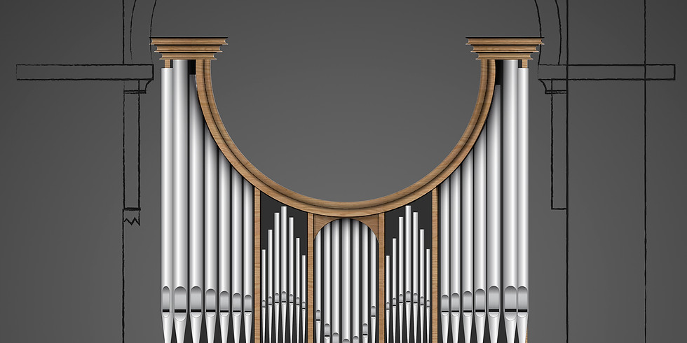 Inauguration de l'orgue de choeur