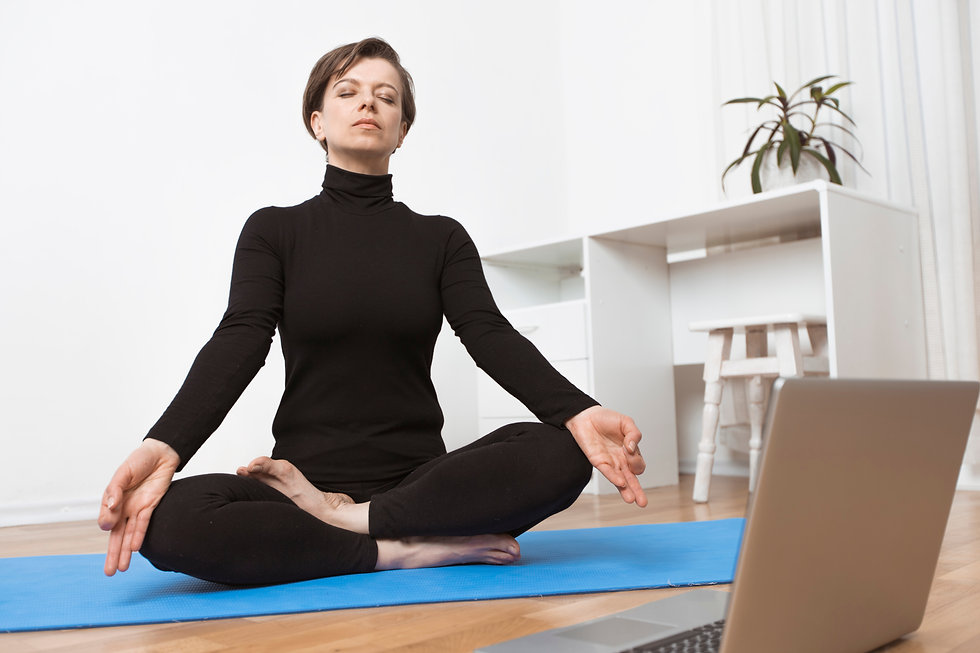 Meditación Particular Online Cuencos Ti