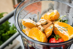 tap into the power of healthy foods