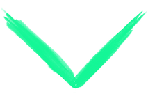 Vert Painted Flèche