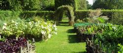 Manor de Favry pottager