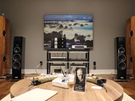 Wynn Audio Grand Opening
