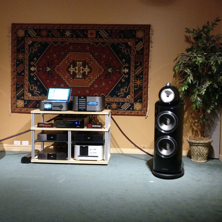 Bowers & Wilkins 800 D3 Showcase at Audio One