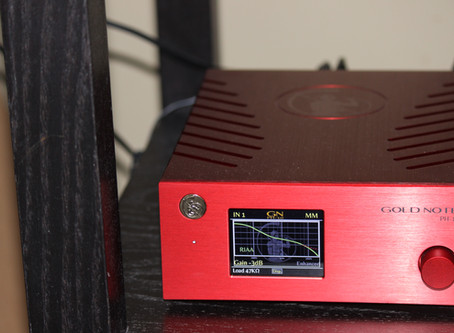 Gold Note PH-10 phono stage review