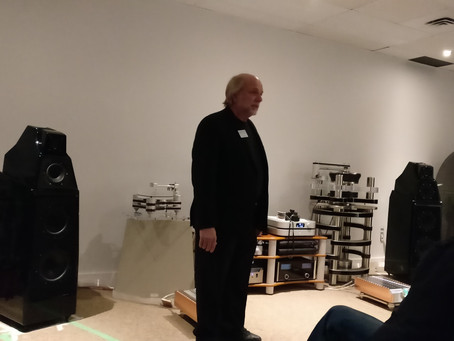 Wilson Audio and MSB Technology event at Audio Excellence