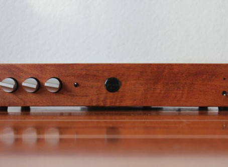 Pear Audio Blue Elemental integrated amplifier review