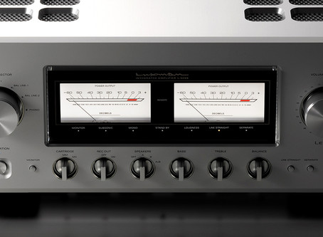 Luxman L-509X integrated amplifier review