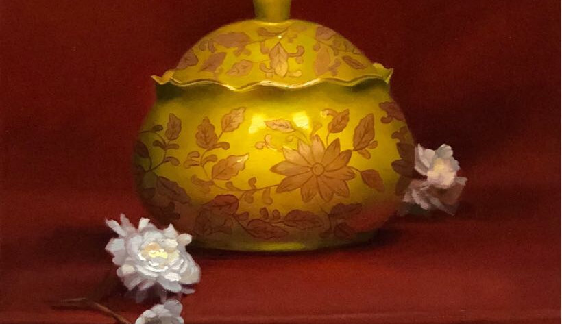 The Yellow Pot