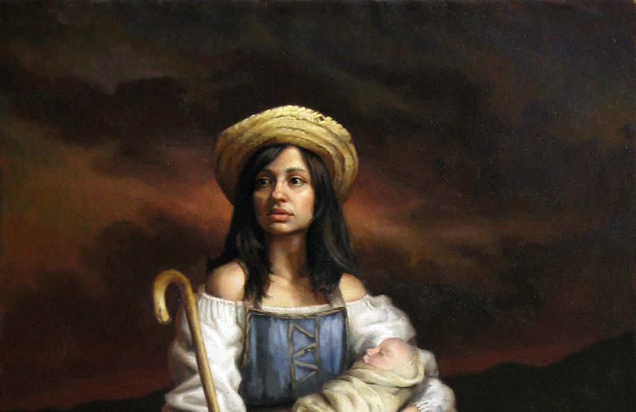 Divine Shepperdess/Divina Pastora