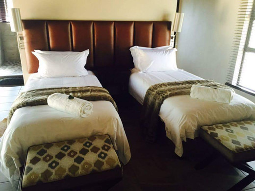Bedroom Hunting Accommodation