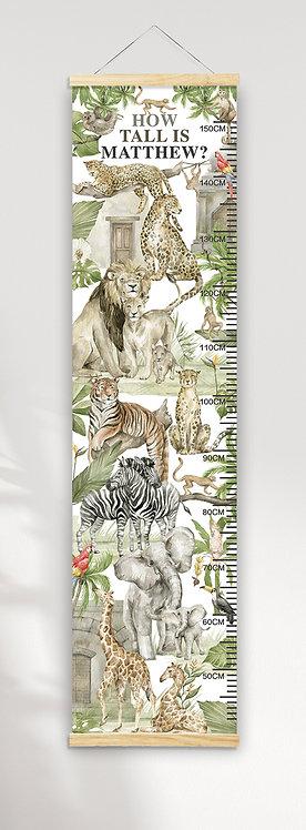 Exotic Jungle Safari