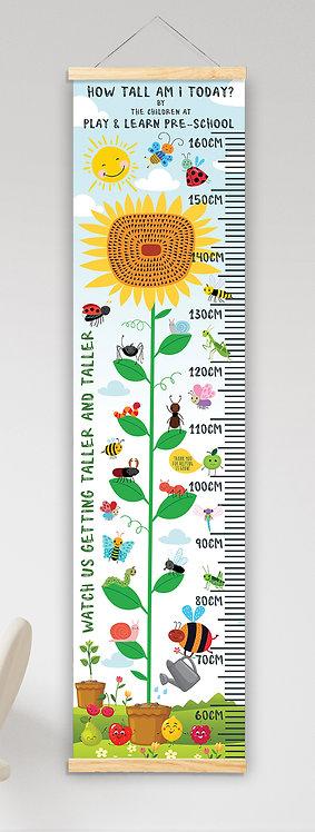 Watch the Sunflower Grow