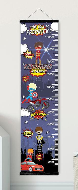 Superhero's At Night