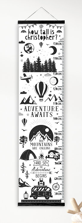 Monochrome Adventure