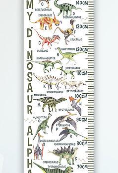 Dinosaur ABC Alphabet