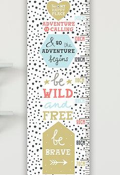 Be Wild & Free Pastel