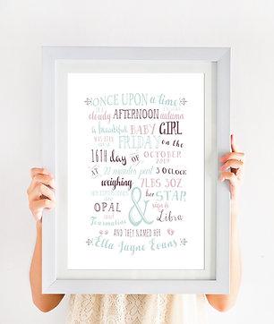 Birth Story Girl