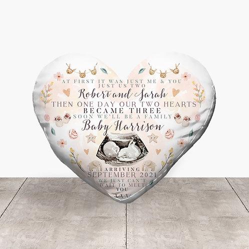 Heart - Baby Scan