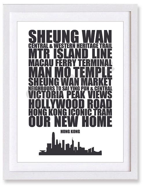 Hong Kong Sheung Wan