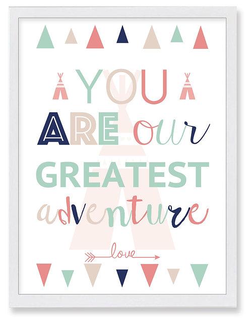 Greatest Adventure Girl