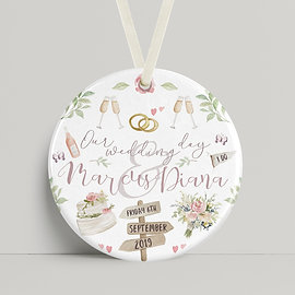 Wedding - Floral Pastels