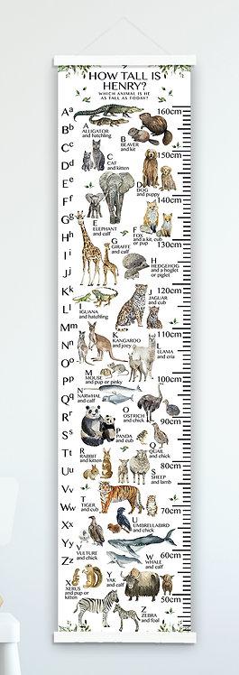 ABC Alphabet Animals & Baby