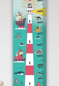 As Tall as a Lighthouse