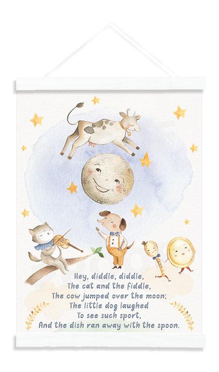 Nursery - Cat & the Fiddle