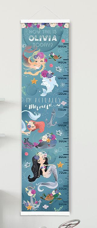 Under the Sea Mermaids