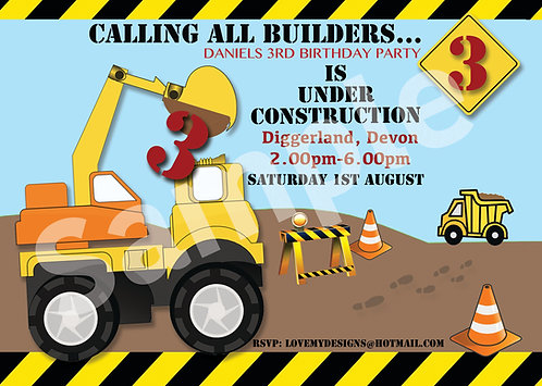 Calling all builders