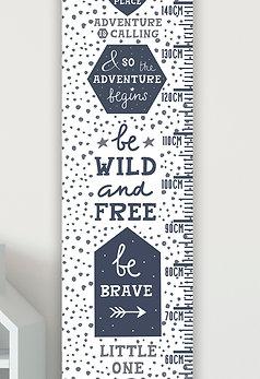 Be Wild & Free Blues