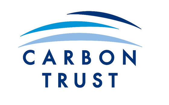 Bright Green are Carbon Trust registered!