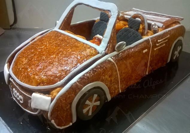 Audi cabriolet N°153