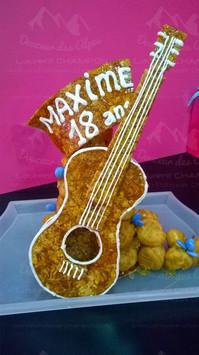 Guitare N°114