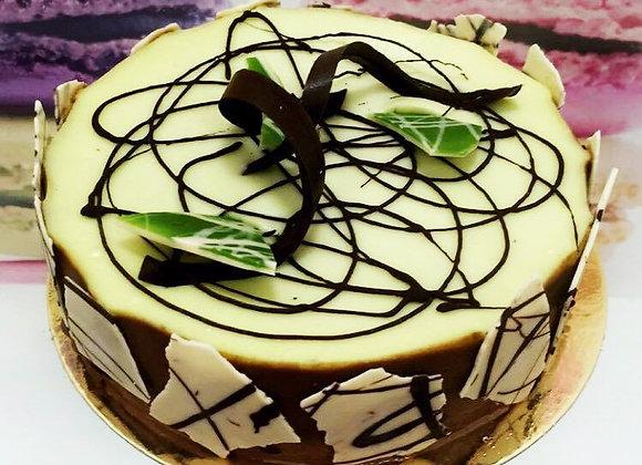 Chocolat & Chartreuse - Entremet glacé