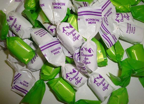 Bonbons aux noix et/ou à la Chartreuse
