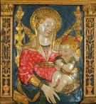 Madonna delle candelabre  (o Madonna del lazzaretto)