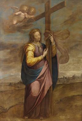 Sant'Elena con la vera croce