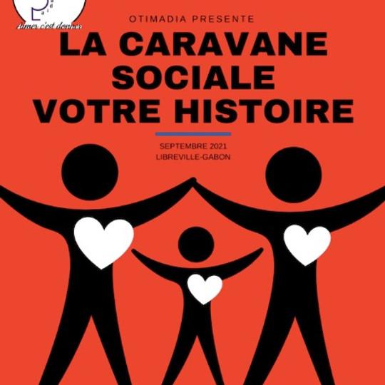 """Caravane """"votre histoire compte"""" 1ère édition"""