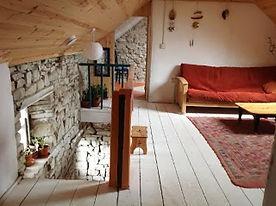 Artist Residency cottage.