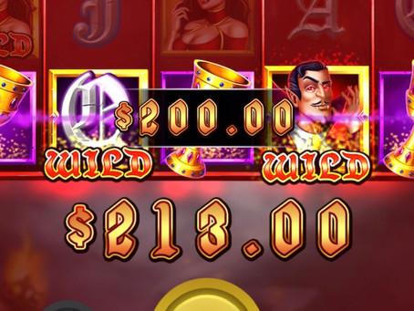 【オンラインカジノ】 カジ旅SHOCK社ヴァンパイアでぶち当てる