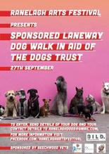 SPONSORED DOG WALK