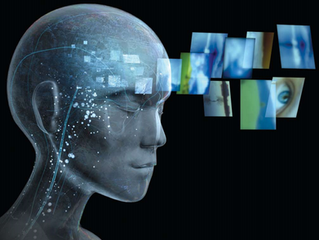 HOLOGRAPHIC INTERFACE OF THE HUMAN BRAIN