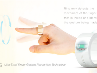Wearable Ring - Controlling Device