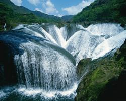 Водопади у Кини